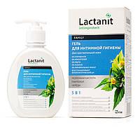 Гель для интимной гигиены rEvolution PRO Family ТМ  Lactanit