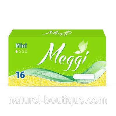 Гигиенические тампоны Meggi Mini 16 шт