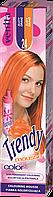 Красящий мусс для волос Venita TRENDY COLOR 24 Золотой  оранжевый