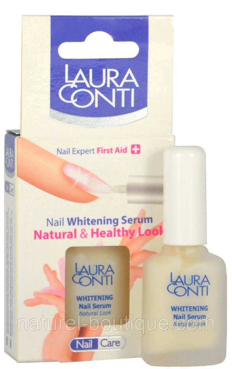 Отбеливающий бальзам Laura Conti для ногтей