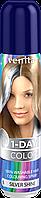 Краска-спрей (цвет на 1 день), оттеночная  для волос Venita 6 Серебрянный блеск