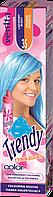 Красящий мусс для волос Venita TRENDY COLOR 35 Лазурная  голубизна
