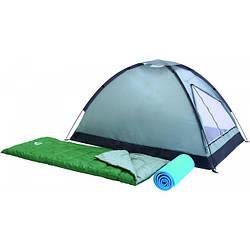 Палатки, тенты, спальные мешки, коврики