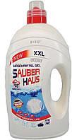 Гель для стирки белого белья Sauber Haus 4,9 л