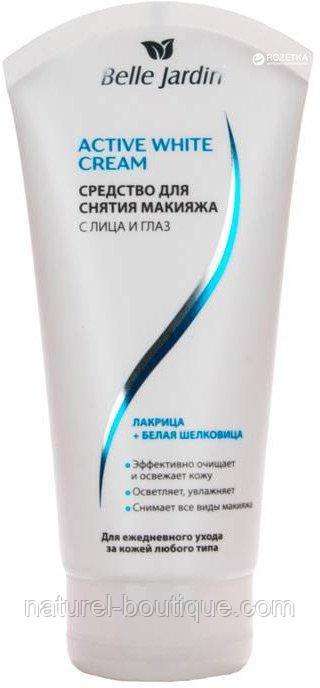 Средство для снятия макияжа с лица и глаз  Belle Jardin Лакриция + Белая шелковица 200мл Activ white