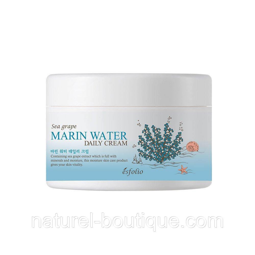 Крем для лица Esfolio Marin Water Daily Cream Морская  вода