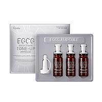 Средство для лица Esfolio Ampoule EGCG