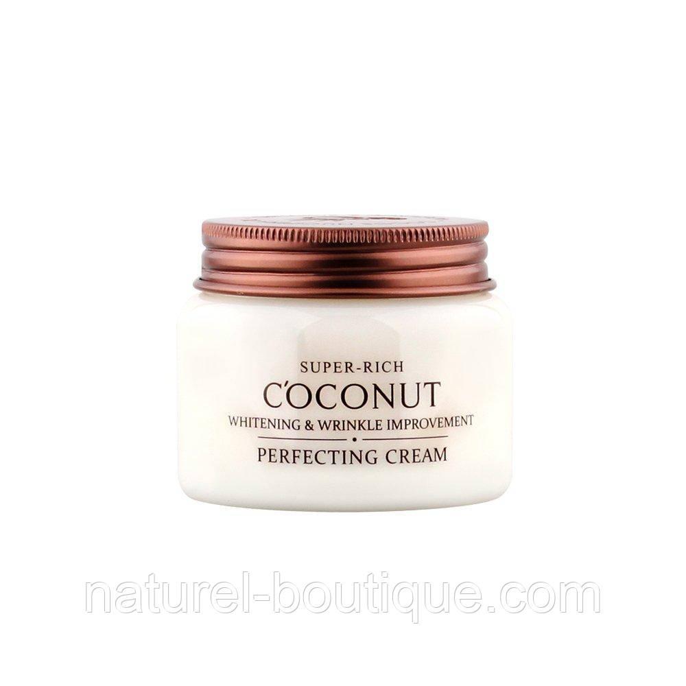 Крем для лица Esfolio Super-Rich Coconut Perfecting Cream с  экстрактом кокоса