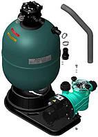 Фильтровальная установка Gemas Neptune для очистки бассейна , фото 1