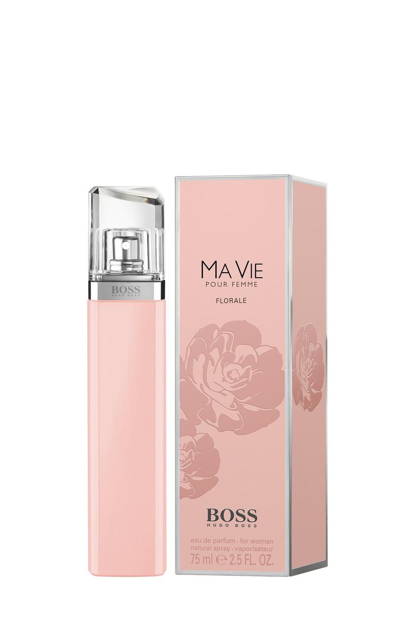 купить Boss Ma Vie Pour Femme Florale Edp L 75 парфюмерия женская в интернет магазине Luxbizua