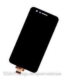 Дисплей LG K10 (2018) black complete