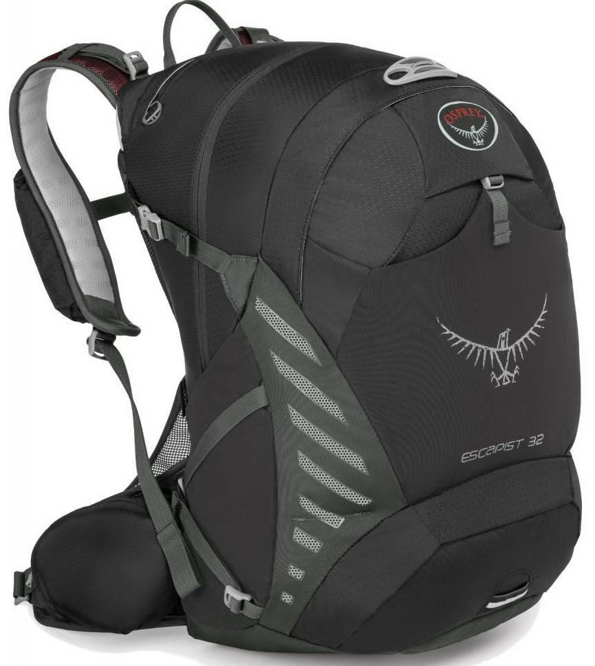 Рюкзак Osprey Escapist (32л, р.S/M), черный