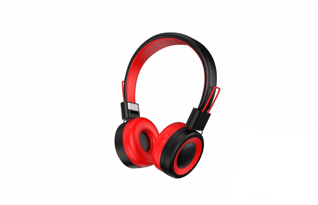 Наушники Yison HP163 Red