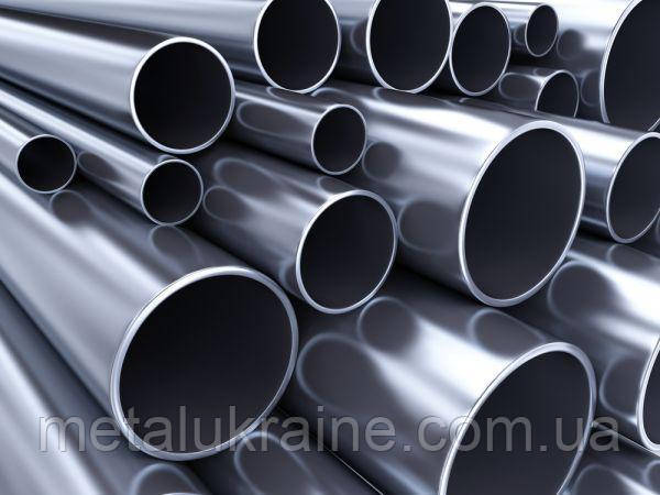 Труба 10х1 мм нержавіюча сталь 08Х18Н10