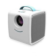 Проектор для детей Q2 с мягким светом для защиты глаз