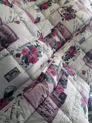 """Двуспальное силиконовое одеяло """"Roses"""" 172х205, фото 2"""