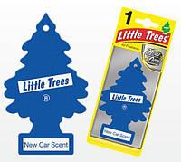 Ароматизатор в авто Новая Машина LITTLE TREES