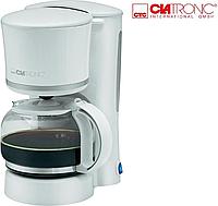 Кофеварка Clatronic (Оригинал)Германия 1,25 л 870 Вт