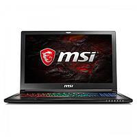 Ноутбук MSI GS63-8RE (GS638RE-061UA) Black