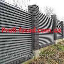 Забор Жалюзи тип Дуос, фото 3