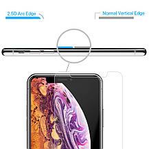 Защитное противоударное стекло Tembin 9H  для iPhoneXS Max 6,5 дюйма, фото 2
