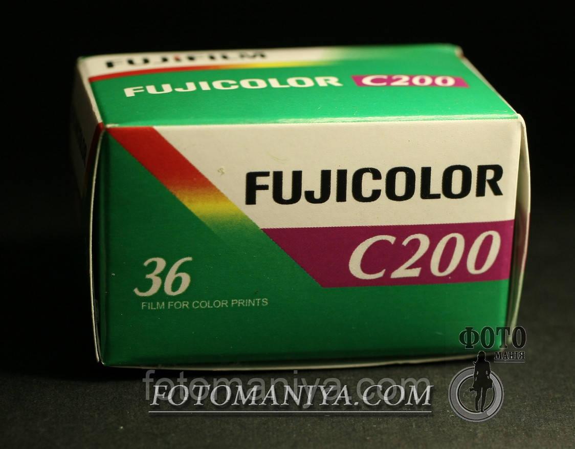 Фотоплівка Fujifilm Fujicolor 200