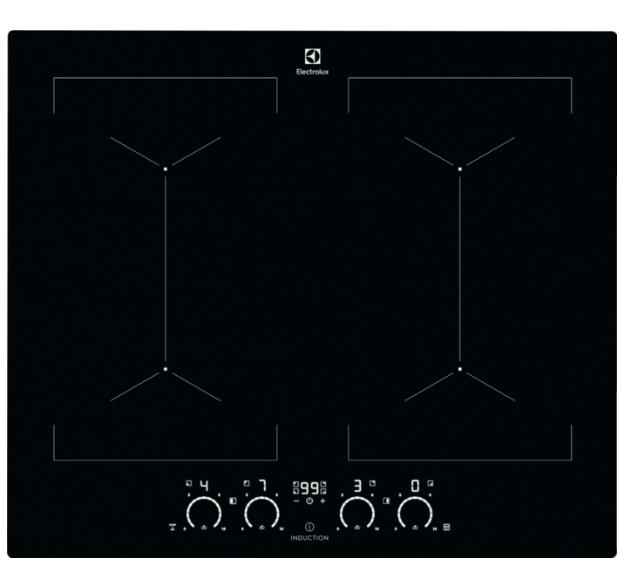 Индукционная плита варочная Electrolux KIV64463I