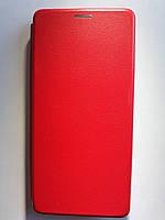 Чехол-книжка G-Case Samsung J4 Plus (J415) 2018  red orig