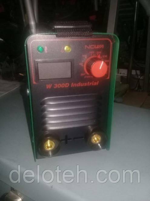 Сварка инверторная Nowa W300D