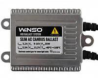 "Блок розжига ""Winso"" (12V)(35W)(SLIM)(CANBUS)"
