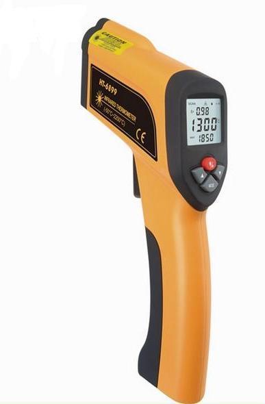 Пірометр Walcom HT-6899 (-50...+2200 ºС), 50:1, з термопарою K-типу