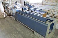 Двухголовочный станок Woodmaster 200/300 бу для резки МДФ профиля и фрезерования пазов под шпонки, фото 1