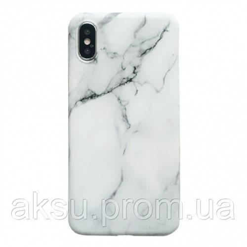 Чехол накладка xCase на iPhone 7/8 мрамор №6
