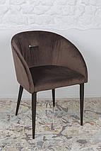 Кресло Elbe Коричневый ТМ Nicolas, фото 3