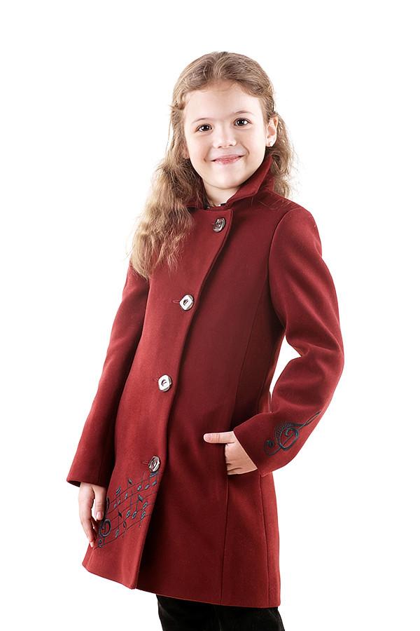 Дитяче пальто для дівчинки
