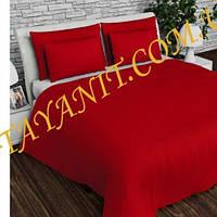 Постельное белье Комплект «Красный»   (1,5 спальный)