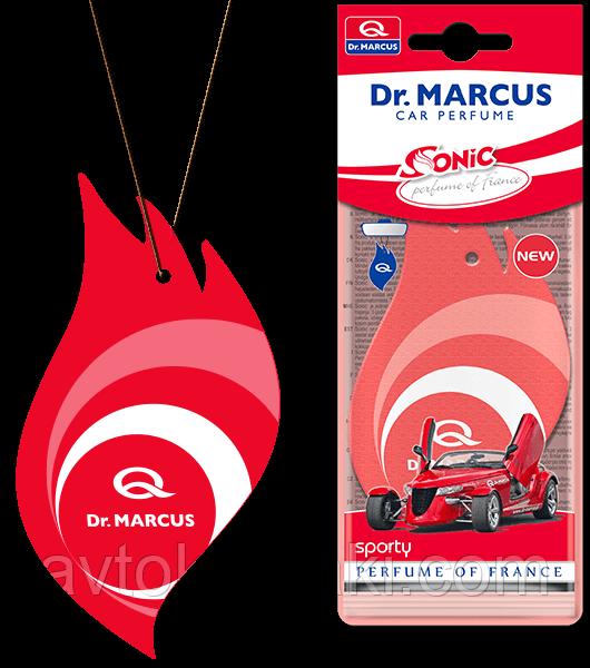 Ароматизатор в авто Спорт Dr. Marcus Sonic