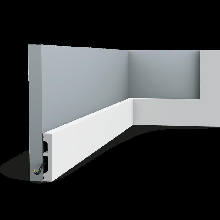 Плинтус Orac Decor SX157 (66x13)мм
