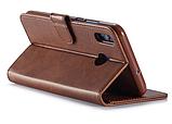 Чохол-книжка гаманець фірма IMEEKE для Huawei Honor 8X / Скло в наявності /, фото 4