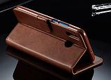 Чохол-книжка гаманець фірма IMEEKE для Huawei Honor 8X / Скло в наявності /, фото 6