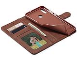 Чохол-книжка гаманець фірма IMEEKE для Huawei Honor 8X / Скло в наявності /, фото 5