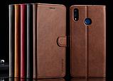Чохол-книжка гаманець фірма IMEEKE для Huawei Honor 8X / Скло в наявності /, фото 2