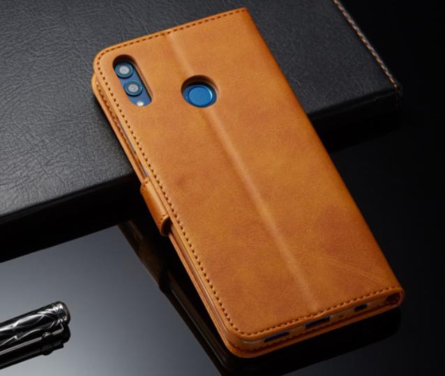 Чохол-книжка гаманець фірма IMEEKE для Huawei Honor 8X / Скло в наявності /