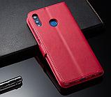 Чохол-книжка гаманець фірма IMEEKE для Huawei Honor 8X / Скло в наявності /, фото 9