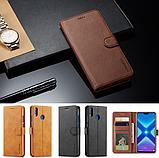 Чохол-книжка гаманець фірма IMEEKE для Huawei Honor 8X / Скло в наявності /, фото 3