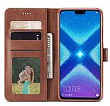 Чохол-книжка гаманець фірма IMEEKE для Huawei Honor 8X / Скло в наявності /, фото 8