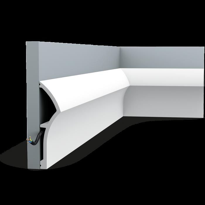 Плинтус Orac Decor SX167 (173х43)мм