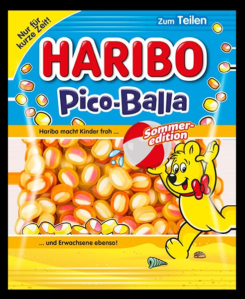Желейные конфеты Haribo Pico-Balla 175 g