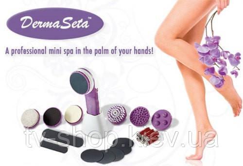 Комплект для ухода за кожей и удаления волос Дерма Сета