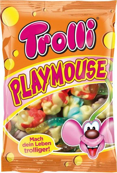 Желейные конфеты Trolli Playmouse